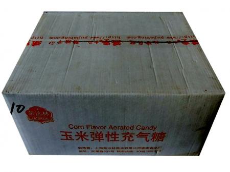 玉米弹性充气糖(外箱)
