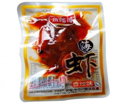鱼郎哥烤海虾(香辣)