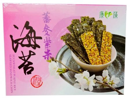 维盛发海苔荞麦紫米