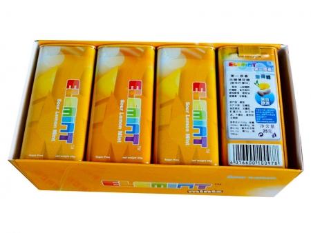 第一原素口香糖25g(酸柠檬)