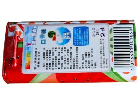 第一原素口香糖25g(西瓜)