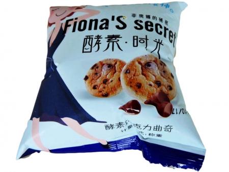酵素时光巧克力曲奇饼干