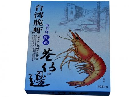 台湾脆虾16g(海苔)