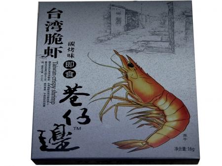 台湾脆虾16g(碳烧)