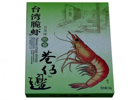 台湾脆虾16g(香葱)