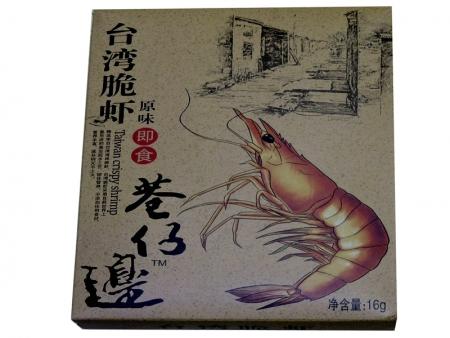 台湾脆虾16g(原味)