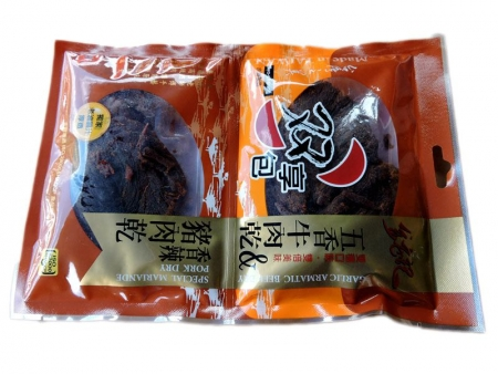 台湾金安记双享包(牛肉&猪肉)